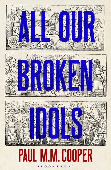 All Our Broken Idols - cover
