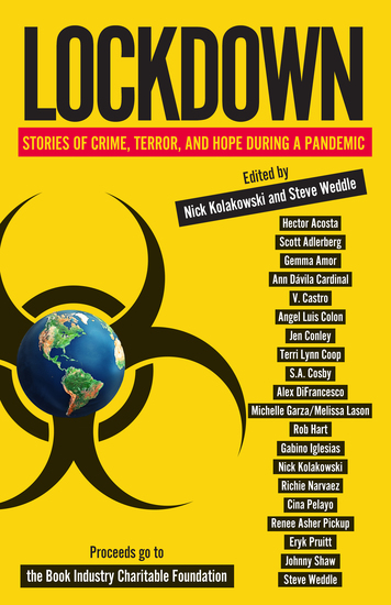 Lockdown - Stories of Crime Terror and Hope During a Pandemic - cover