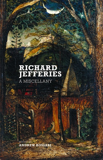 Richard Jefferies - A Miscellany - cover