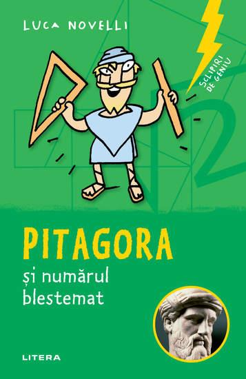 Sclipiri de geniu Pitagora și numărul blestemat - cover