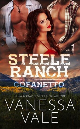 Steele Ranch - cofanetto della serie completa - cover