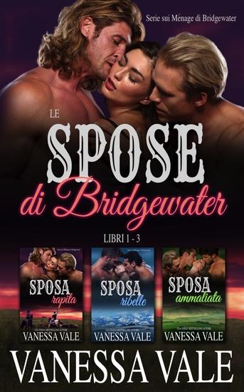 Le spose di Bridgewater - Serie sui Ménage di Bridgewater - cover