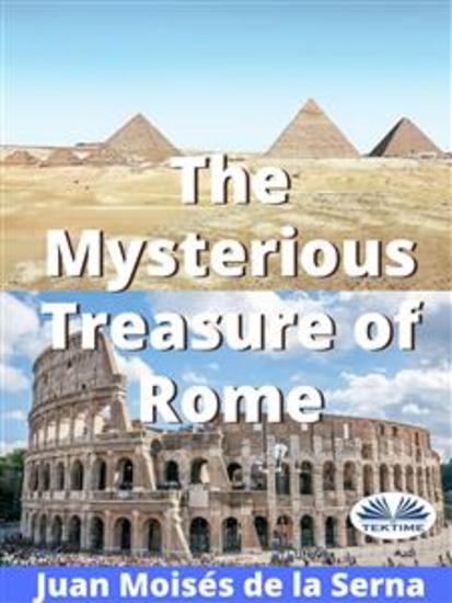 The Mysterious Treasure Of Rome - cover