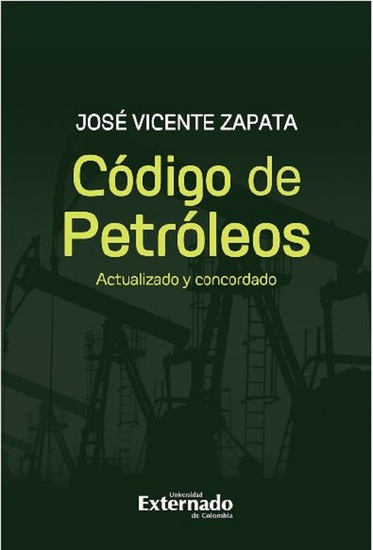Código de Petróleos - Actualizado y concordado - cover