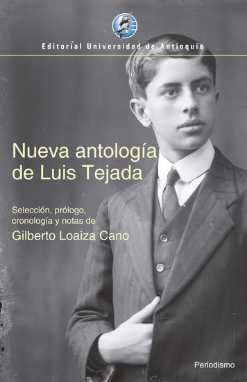 Nueva antología de Luis Tejada - cover