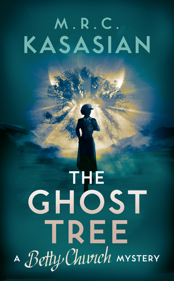 The Ghost Tree - A gripping WW2 crime mystery - cover