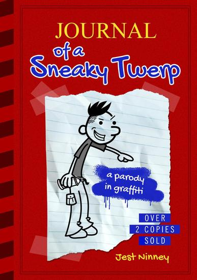 Journal of a Sneaky Twerp - cover