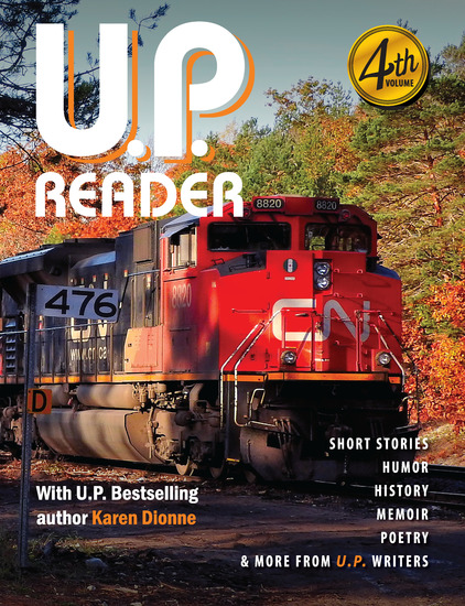 UP Reader -- Volume #4 - Bringing Upper Michigan Literature to the World - cover