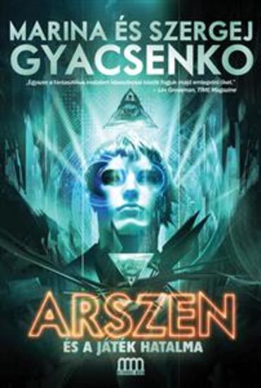 Arszen és a játék hatalma - cover