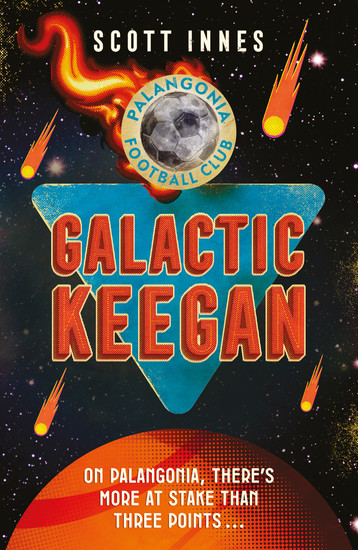 Galactic Keegan - cover