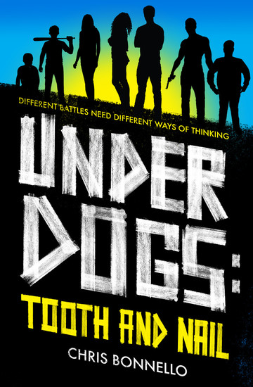 Underdogs - Tooth and Nail - cover