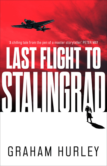 Last Flight to Stalingrad - cover