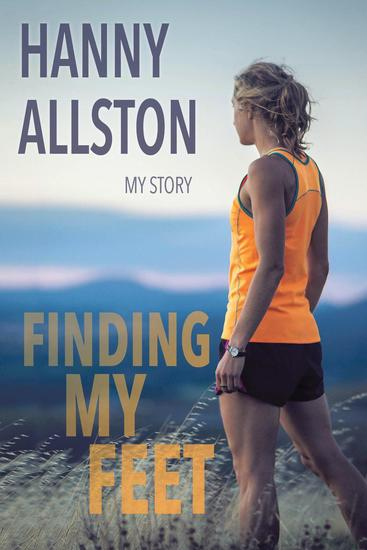 Finding My Feet: My Story - cover
