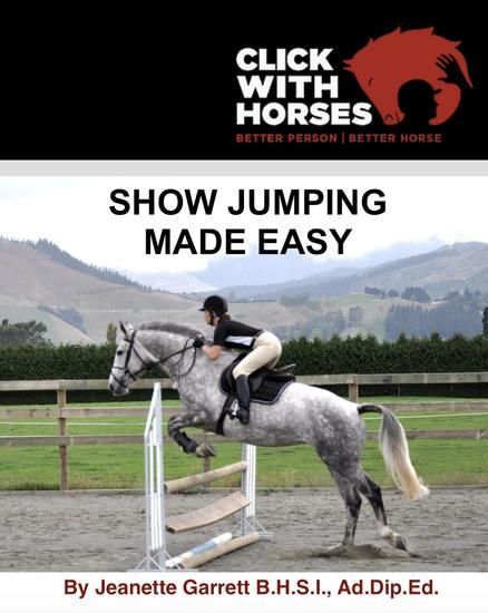 Show Jumping Made Easy - Made Easy #2 - cover