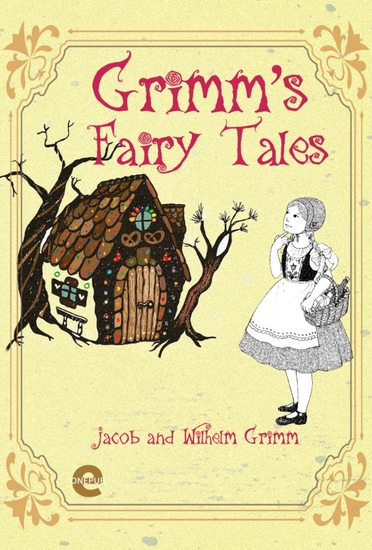 Grimm's Fairy Tales - cover