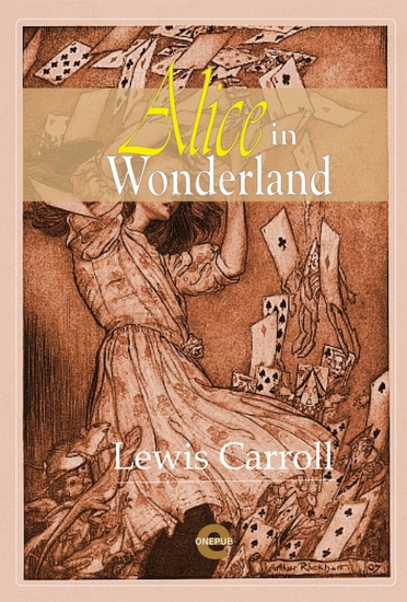 Alice in Wonderland - Illustrated Edition - cover