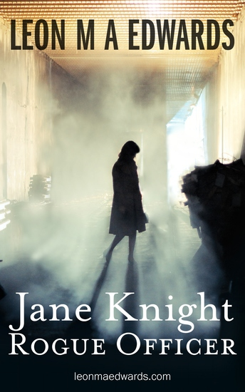 Jane Knight - Rogue Officer - cover