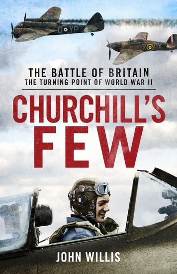 Churchill's Few - The Battle of Britain - cover