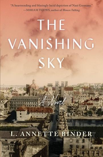 The Vanishing Sky - cover