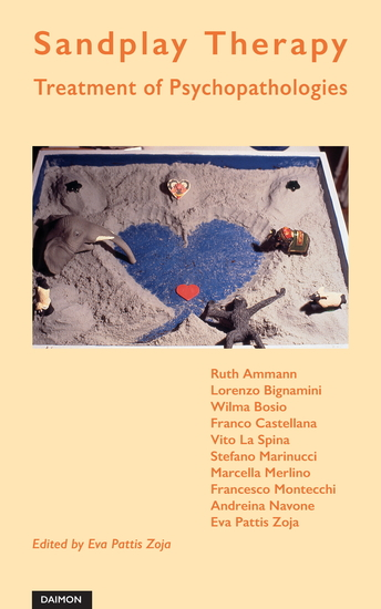 Sandplay Therapy: Treatment of Psychopathologies - cover