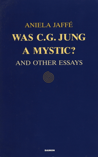 Was C G Jung a Mystic? - cover
