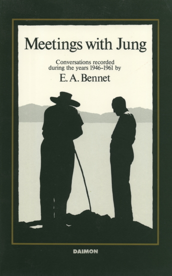 Meetings with Jung: Conversations Recorded During the Years 1946-1961 - cover