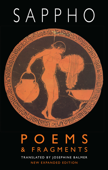 Poems & Fragments - new expanded edition - cover