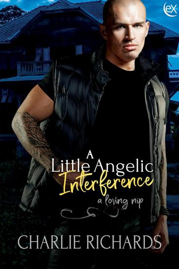 A Little Angelic Interference - A Loving Nip #21 - cover