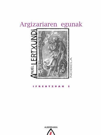 Argizariaren egunak - cover