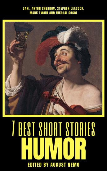 7 best short stories - Humor - cover