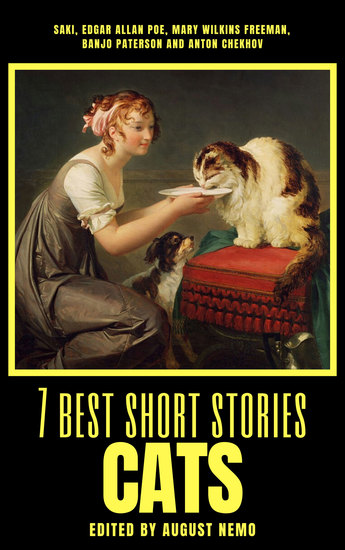7 best short stories - Cats - cover