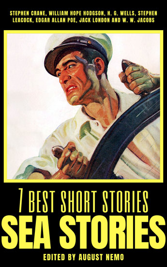7 best short stories - Sea Stories - cover