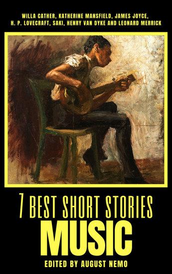 7 best short stories - Music - cover