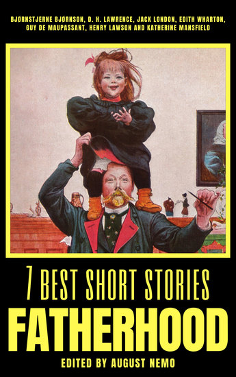 7 best short stories - Fatherhood - cover