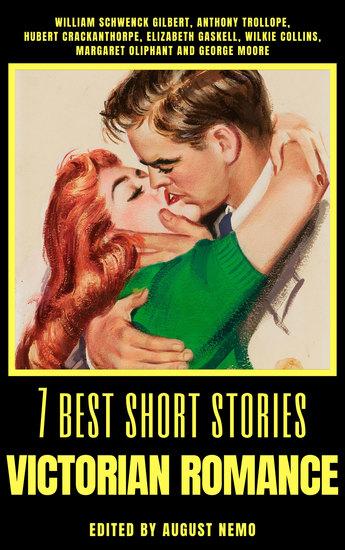 7 best short stories - Victorian Romance - cover