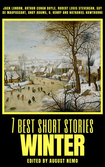 7 best short stories - Winter - cover