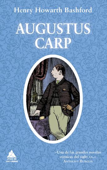 Augustus Carp - cover