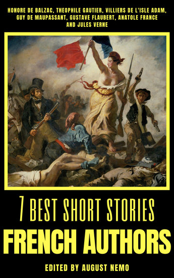 7 best short stories - French Authors - cover