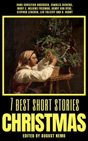 7 best short stories - Christmas - cover