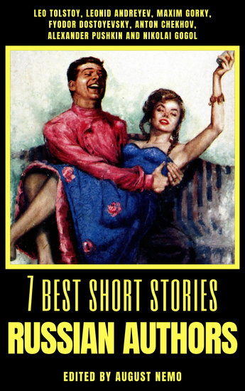 7 best short stories - Russian Authors - cover