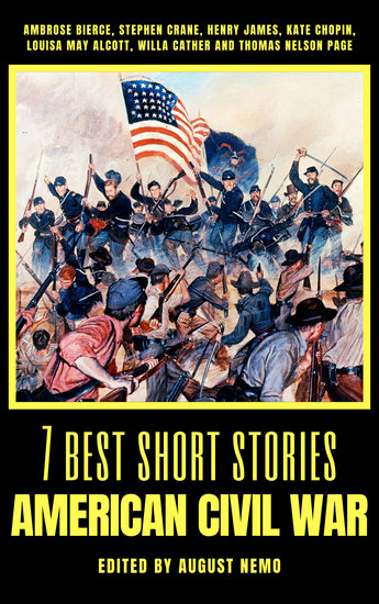 7 best short stories - American Civil War - cover