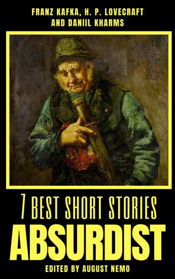 7 best short stories - Absurdist - cover