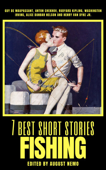 7 best short stories - Fishing - cover