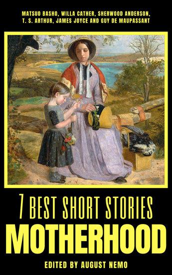 7 best short stories - Motherhood - cover