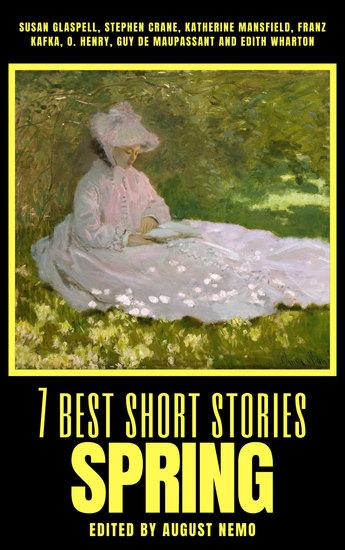 7 best short stories - Spring - cover