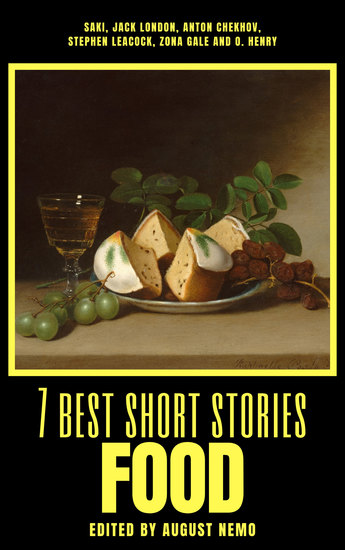 7 best short stories - Food - cover