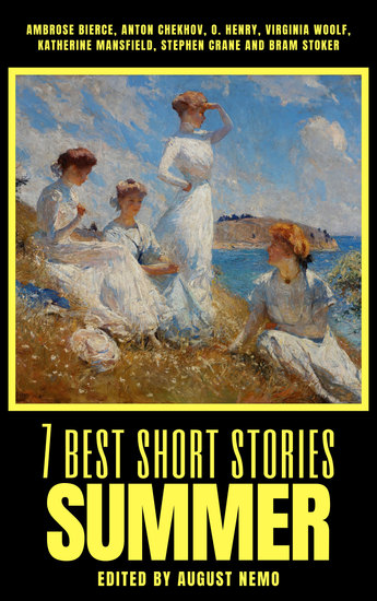 7 best short stories - Summer - cover