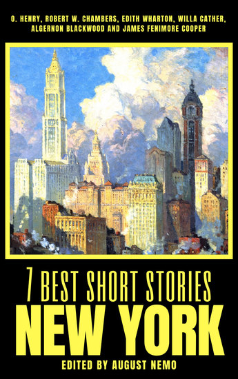 7 best short stories - New York - cover