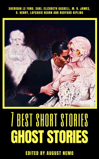 7 best short stories - Ghost Stories - cover