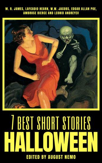 7 best short stories - Halloween - cover